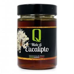 Eucalyptus Honig Miele di Eucalipto - Quattrociocchi - 400gr