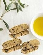 Kekse mit nativem Olivenöl Extra